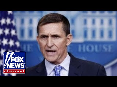 Is Mike Flynn rethinking his guilty plea?