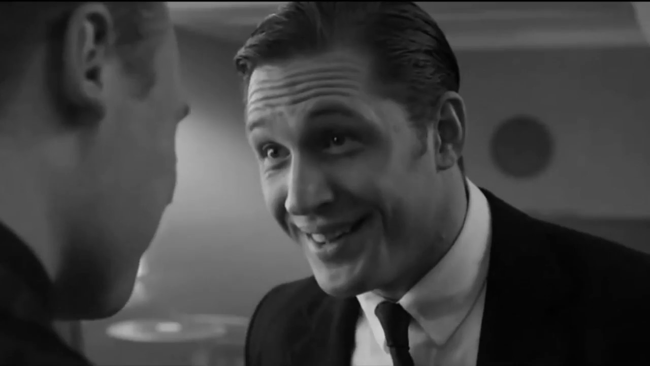 James bond 26 trailer tom hardy black white trailer