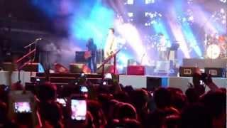 Ligaya - Eraserheads Reunion Concert @ Dubai, UAE (04/04/2013)