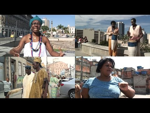 Outras Áfricas: Slavery and Black Heritage in Rio de Janeiro (Full HD Documentary) EN subtitles