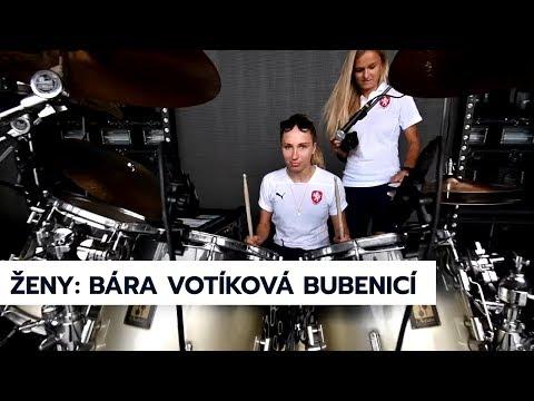 Ženy A | Bára Votíková novou bubenicí skupiny Kabát?
