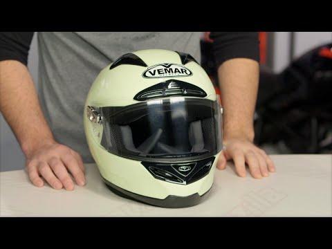 Vemar Eclipse Night Vision Helmet Review at RevZilla.com