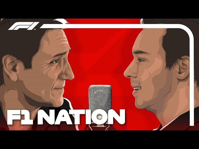 How Hamilton's Improved At Mercedes, And Ferrari's Next Schumacher | F1 Nation Podcast