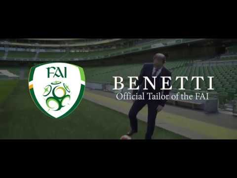 Benetti Menswear Official Tailor To FAI