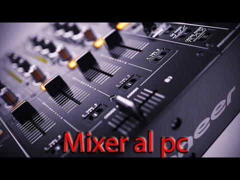 TUTORIAL: Come collegare il mixer al pc (Registrazione Audio) + Installazione Audacity