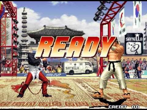 TAS Arcade The King Of Fighters '97