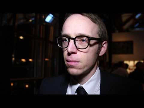 Interview achteraf in Troost Arne Weber