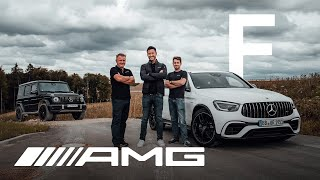 INSIDE AMG – Four-Wheel Drive | On-Road and Off-Road Performance!