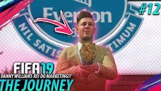 FIFA 19 THE JOURNEY #12 - Danny Williams Rei do MARKETING?! (Gameplay em Português PT-BR)