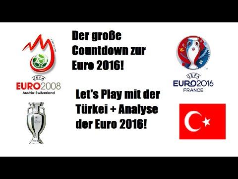 Euro 2016 Countdown #001 - Teamvorstellung