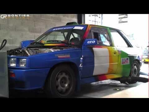 Renault 11 Turbo Groupe A @ 227 CV par Gontier Racing