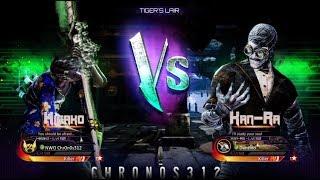 FT5 - NWO Chr0n0s312 (Hisako) Vs. Danzino (Kan Ra) (Killer Instinct)