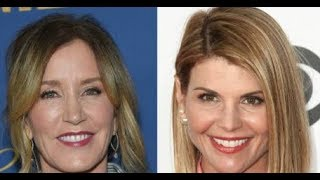 Lori Loughlin and Felicity Huffman charged in massive scandal involving college admissions