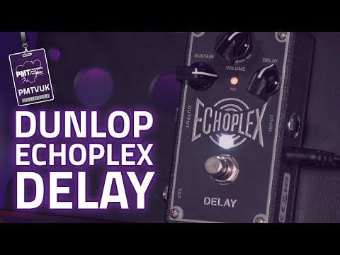 Dunlop Echoplex Delay Review - Tape Echo In A Box