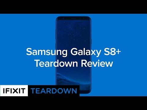 Samsung Galaxy S8+ Teardown!