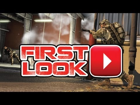 America's Army: Proving Grounds Gameplay - First Look HD