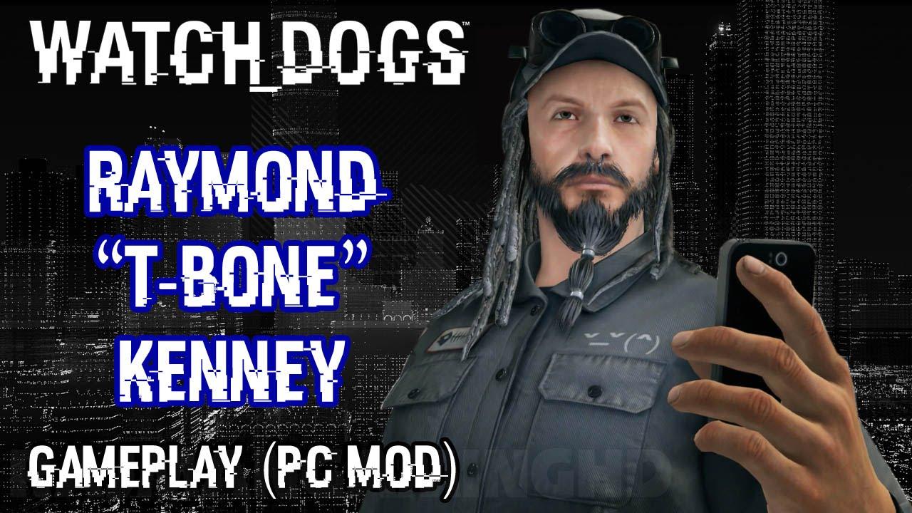 "Play As Raymond ""T-Bone"" Kenney Gameplay (PC"
