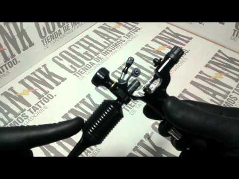 Tattoo Tip´s y mantenimiento de rotativa estilo Dragonfly