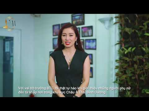 THU HUONG. Top 50 Asia-Pacific Women Leaders Award