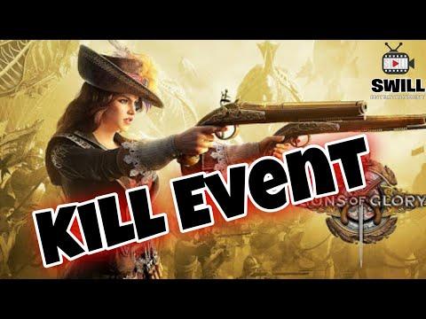 Guns of Glory  Kill event hunt