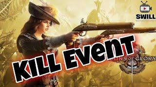 Guns of Glory | Kill event hunt