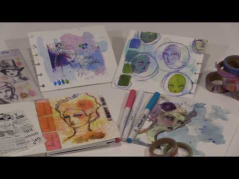 Creating Jane Davenport Style; Journal Pages & More by Joggles.com