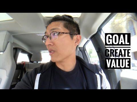 goal, create value