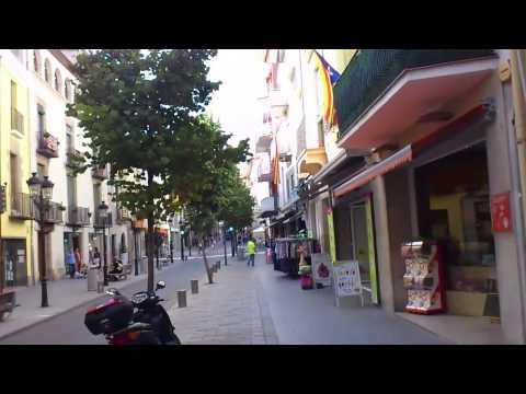 Blanes, Costa Brava, Spain