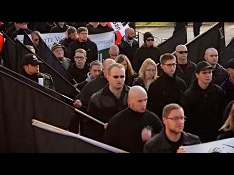 Neo-Nazi March Gets Punk'D By German Town