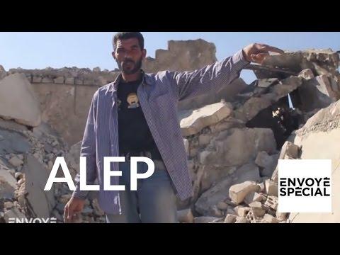 Envoyé spécial - Alep : au cœur de la guerre - 1er décembre 2016 (France 2)