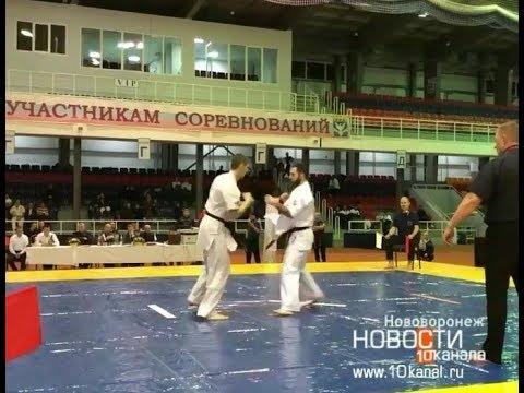 Новокузнечане успешно выступили в Нововоронеже