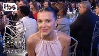 I Am An Actor | 24th Annual SAG Awards | TBS