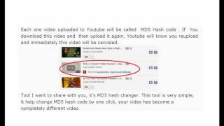 MD5 hash changer download
