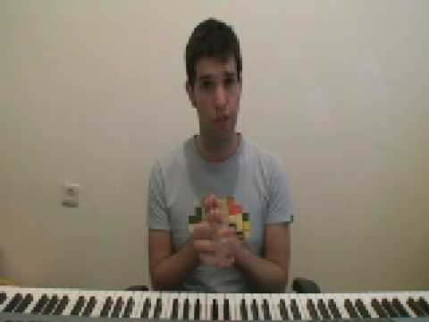 Free Piano Lessons for Beginners - Piano Play It Theme Song (Funny!)