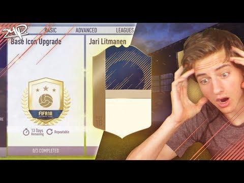 GEGARANDEERDE ICON PACK DOEN! || FIFA 18 Nederlands