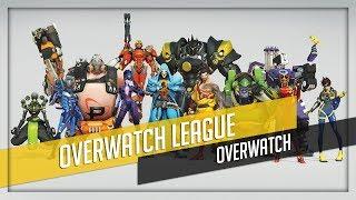 OVERWATCH ► A Liga de Overwatch | Overwatch Gameplay