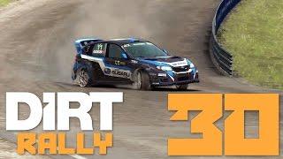 DiRT Rally Career Mode - Flat Tires fo