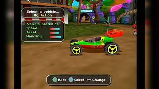 RC Revenge Pro - PS2 Gameplay | 1080P