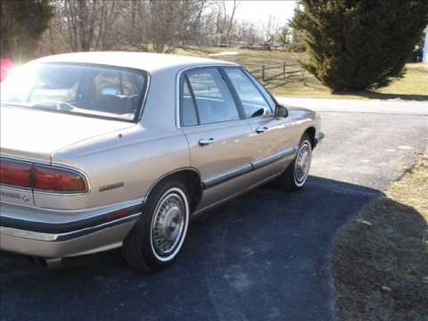 1993 buick lesabre quad output borla exhaust youtube. Black Bedroom Furniture Sets. Home Design Ideas