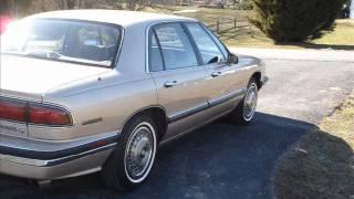 1993 Buick LeSabre Quad Output Borla Exhaust