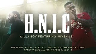 """Willa Boy Feat. Juvenile """"H.N.I.C"""" (Official Video)"""