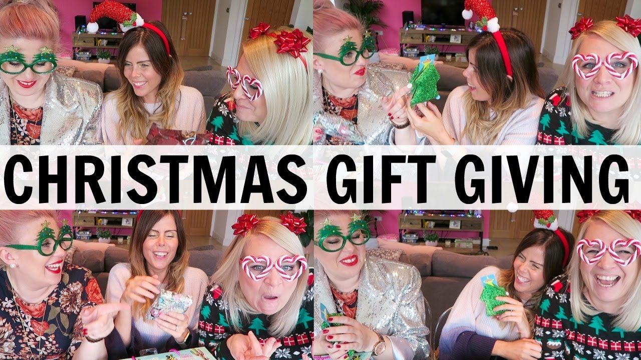 Christmas gift giving ft louise pentland katie ellison youtube christmas gift giving ft louise pentland katie ellison negle Gallery