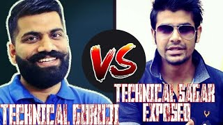 TECHNICAL SAGAR FAKE HACKER EXPOSED BY TECHNICAL GURUJI | FAKE HACKER SAGAR SCAM