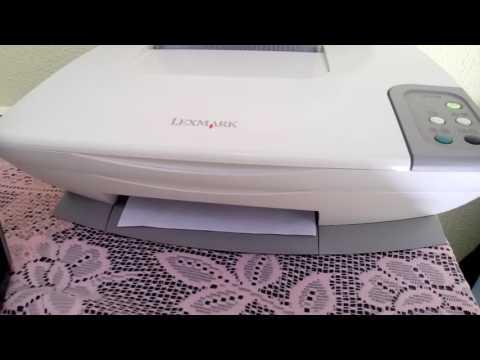Impressora Lexmark X1270