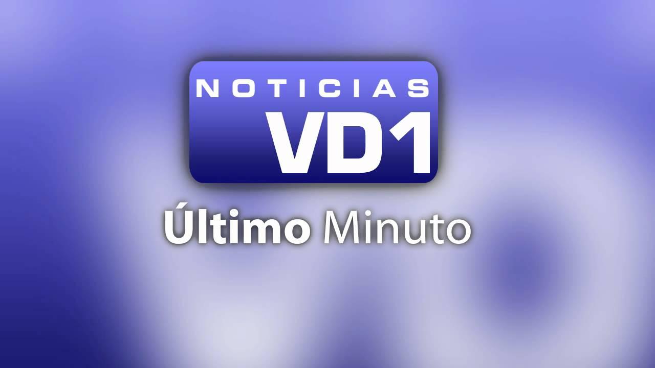 Noticias vd1 noticia de ltimo minuto youtube for Noticias de ultimo momento espectaculos