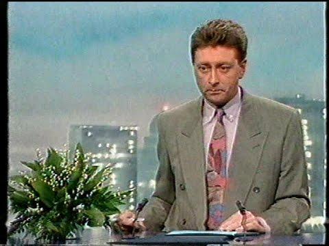 VTM Nieuws 1 mei 1990 [Dany Verstraeten & Jan Dewijngaert]