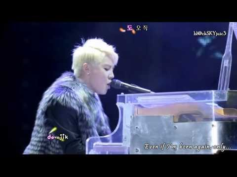 Xia Junsu (JYJ) - Really LIVE [hangul / roman / eng sub]
