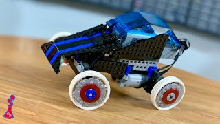LEGO Drift Car (With SBrick And Power Functions)