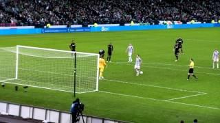 St Mirren v Celtic 3-2 Semi final win. McGowan Penalty