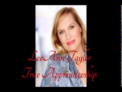 """Gateway of Trust, Era 10"" LeeAnn Taylor True Apprenticeship"